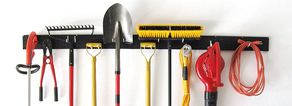 Tips For Storing Lawn And Garden Tools