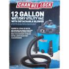 Channellock 12 Gal. 5.0-Peak HP Wet/Dry Vacuum with Blower Image 3