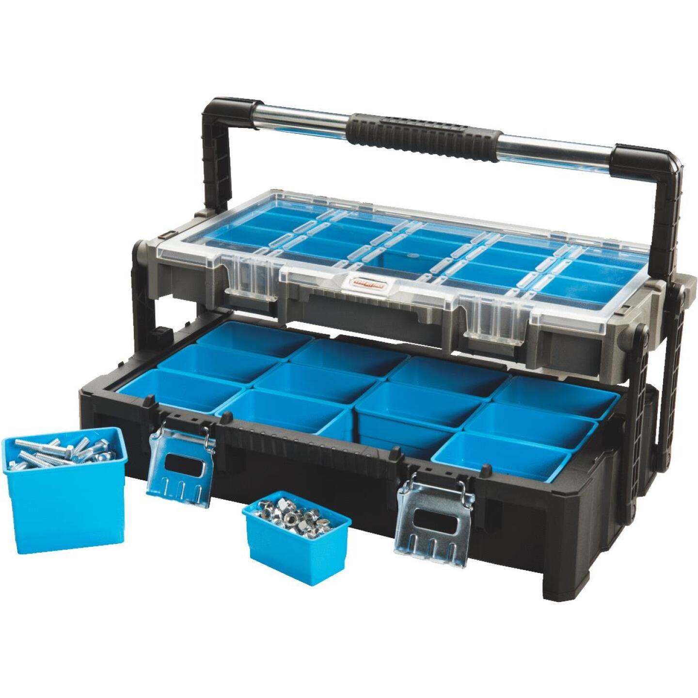 Channellock 22.5 In. Cantilever Parts Organizer Storage Box Image 4