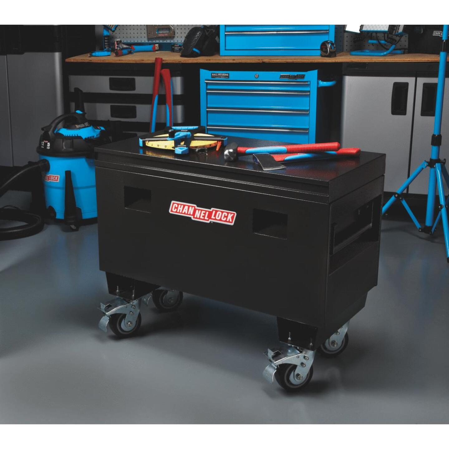 Channellock 36 In. Jobsite Toolbox Image 7