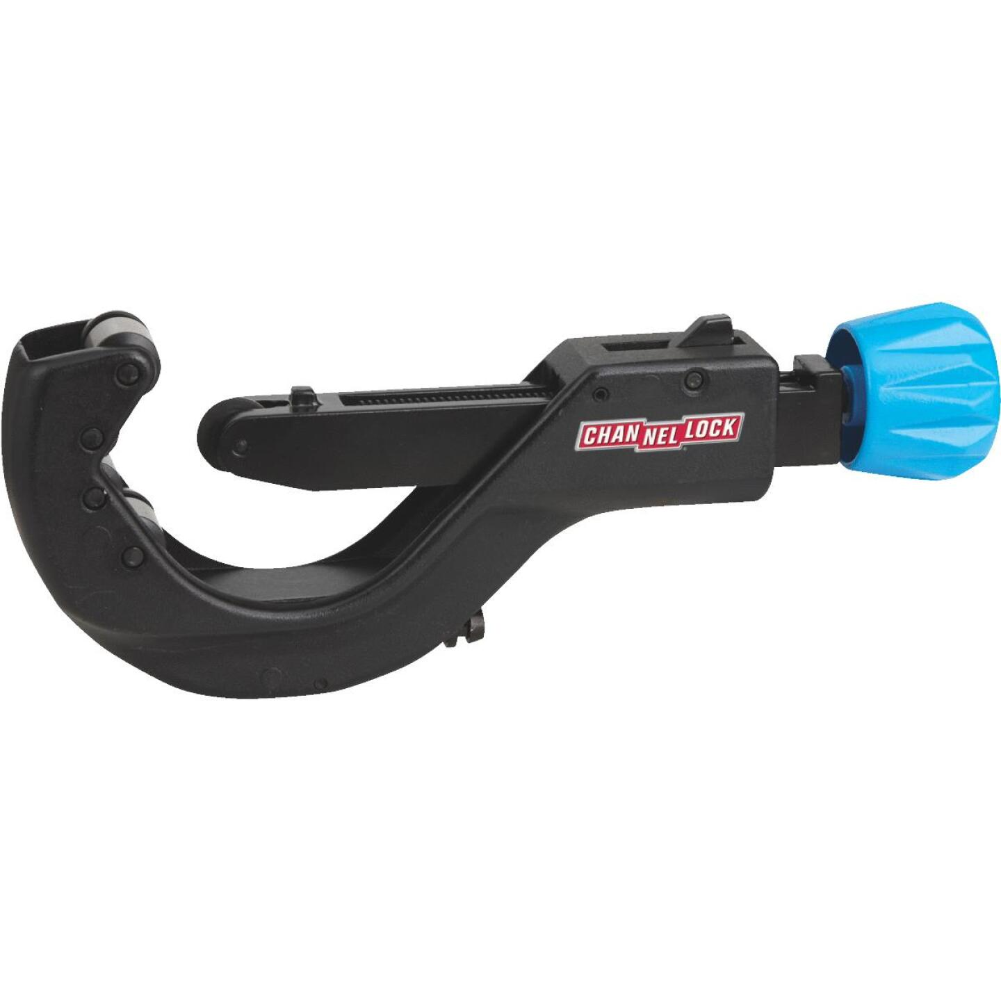 Channellock Up to 2-5/8 In. Copper, Aluminum or Stainless Steel Tubing Cutter Image 1